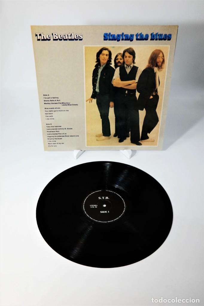 THE BEATLES – SINGING THE BLUES (Música - Discos - LP Vinilo - Pop - Rock Internacional de los 50 y 60)
