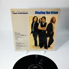 Discos de vinilo: THE BEATLES ‎– SINGING THE BLUES. Lote 237253835