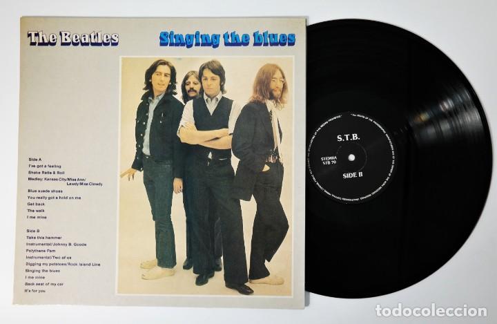 Discos de vinilo: The Beatles – Singing The Blues - Foto 4 - 237253835