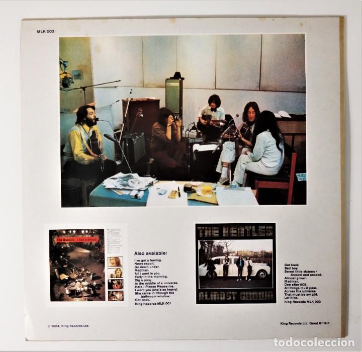 Discos de vinilo: The Beatles – Singing The Blues - Foto 7 - 237253835