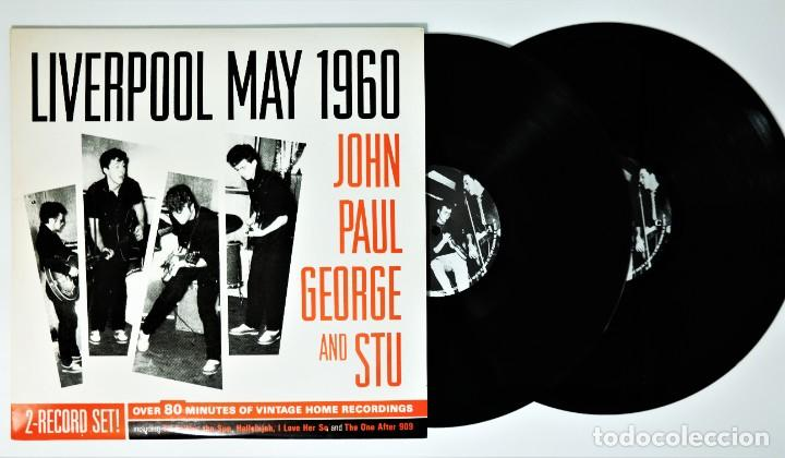 Discos de vinilo: The Beatles- John, Paul, George and Stu – Liverpool May 1960 - Foto 7 - 237256495