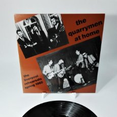 Discos de vinilo: THE BEATLES /THE QUARRYMEN ‎– THE QUARRYMEN AT HOME. Lote 237272305