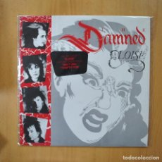 Dischi in vinile: THE DAMNED - ELOISE - MAXI. Lote 237276215