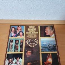 Discos de vinilo: DISCO VINILO HERNRY MANCINI. Lote 237282970