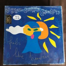 Discos de vinilo: URBAN COOKIE COLLECTIVE - FEELS LIKE HEAVEN - 12'' MAXISINGLE BLANCO Y NEGRO 1993. Lote 237302870