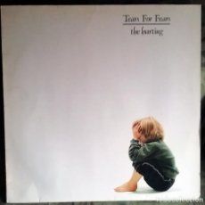 Dischi in vinile: TEARS FOR FEARS – THE HURTING LP, HOLANDA 1983 INCL ENCARTE. Lote 237304480