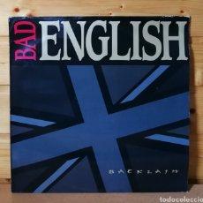 Discos de vinilo: LP ALBUM , BAD ENGLISH , BACKLASH , EDICION IMPORTACION EPIC 1991 , LEER DESCRIPCION. Lote 237305695