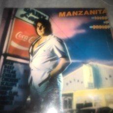 Discos de vinilo: MANZANITA TALCO Y BRONCE. Lote 237305785