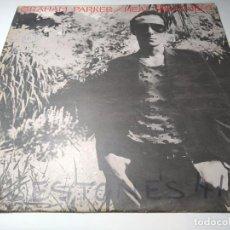 Discos de vinilo: LP - GRAHAM PARKER AND THE RUMOUR – HEAT TREATMENT - 6360 137 ( VG+ / G+) UK 197. Lote 237305845