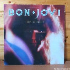 Discos de vinilo: LP ALBUM , BON JOVI , 7800° FARENHEIT , IMPORT.1985 VERTIGO.. Lote 237306240