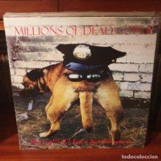 Discos de vinilo: M.D.C. / HEY COP..... / TWISTED CHORDS 2003. Lote 237306345