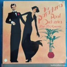 Discos de vinilo: THE PASADENA ROOF ORCHESTRA - ISN'T IT ROMANTIC (LP, RP). Lote 237289745