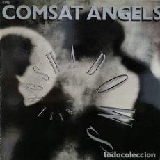 Dischi in vinile: THE COMSAT ANGELS - CHASING SHADOWS - LP DE VINILO EDICION ESPAÑOLA - ELECTRONICA. Lote 237312365