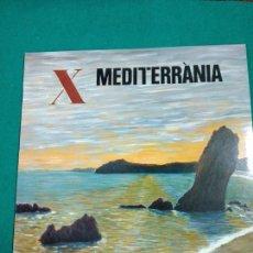 Discos de vinilo: COBLA MEDITERRANIA. SARDANES. LP. Lote 237319175