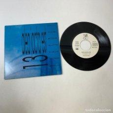 Discos de vinilo: SINGLE - ALEA JACTA EST - 13 TUESDAY - DISCO PROMO. Lote 237338735