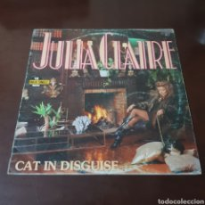Discos de vinilo: JULIA CLAIRE - CAT IN DISGUISE. Lote 237350565