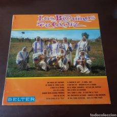 Discos de vinilo: LOS BEDUINOS DE CADIZ 1968 BELTER - CARAVAL CADIZ. Lote 237354745