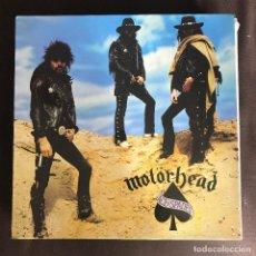 Discos de vinilo: MOTORHEAD - ACE OF SPADES (1980) - LP BRONZE / BMG ARIOLA SPAIN 198?. Lote 237362610