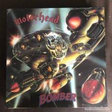 Discos de vinilo: MOTORHEAD - BOMBER (1980) - LP BRONZE / BMG ARIOLA SPAIN 198?. Lote 237363660