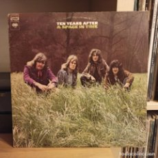 Discos de vinilo: TEN YEARS AFTER-A SPACE IN TIME 1971 LP US. Lote 237369915