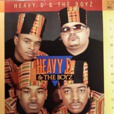 Discos de vinilo: HEAVY D.&THE BOYZ-WE GOT PUR PEN THANG. Lote 237370575
