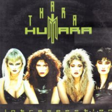 Disques de vinyle: THARA HUMARA - INTROSPECTION / LP LPA DE 1991 / MUY BUEN ESTADO RF-9058. Lote 237374370