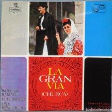 Discos de vinilo: LP. LA GRAN VIA. CHUECA. Lote 237386080