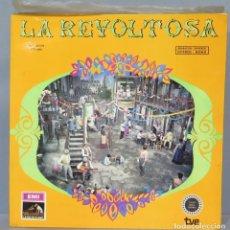 Discos de vinilo: LP. LA REVOLTOSA. TVE. Lote 237386270