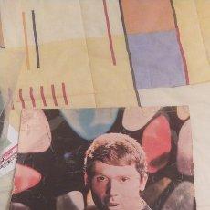 Discos de vinilo: RAPHAEL EL MÁS DIFÍCIL DE SU CARRERA EL ÁNGEL ECUADOR 1967. Lote 237387635