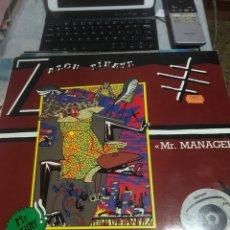 Discos de vinilo: ZAZOU BIKAYE . MR MANAGER. Lote 237392640