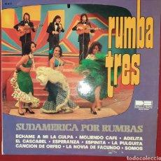 Discos de vinilo: SUDAMERICA POR RUMBAS. RUMBA 3. Lote 237393230