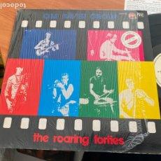 Discos de vinilo: OLLE BAVER GROUP (THE ROARING FORTIES) LP ESPAÑA (B-20). Lote 237393360