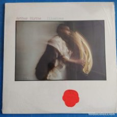 Discos de vinilo: ARTHUR BLYTHE - ILLUSIONS (LP, ALBUM) (ED.USA). Lote 237395750