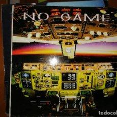 Discos de vinilo: LOTE 2 DISCOS MAKINA. THE WINDOW – NO PARES...,1992 Y IDAHO (2) – NO GAME,1994. Lote 237399680