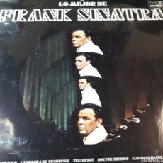 Discos de vinilo: FRANK SINATRA 9 MEJOR VOL.3. Lote 237404460