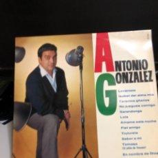 Disques de vinyle: DISCO VINILO ANTONIO GONZÁLEZ. Lote 237405875