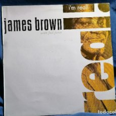 Discos de vinilo: JAMES BROWN'WITH FULL FORCE' EDICION ESPAÑA 1988. Lote 237406895