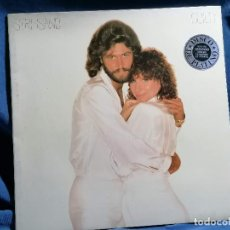 Discos de vinilo: BARBARA STREISAND 'GUILTY ' EDICION ESPAÑA 1980. Lote 237407055