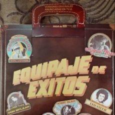 Discos de vinilo: EQUIPAJE DE ÉXITOS - RECOPILATORIO. Lote 237407355