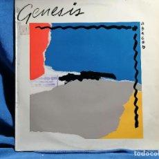 Discos de vinilo: GENESIS 'ABACAB' EDICION ESPAÑA 1981 LA PORTADA ESTA UN PELIN GASTADA. Lote 237407435