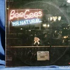 Discos de vinilo: BEE GEES 'MR NATURAL' EDICION ESPAÑA 1974. Lote 237407525
