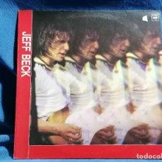 Discos de vinilo: JEFF BECK 'BLUE WIND' EDICION ESPAÑA 1989. Lote 237407935