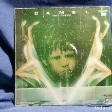 Discos de vinilo: CAMEL 'RAIN DANCES' EDICION ESPANA 1981. Lote 237408235