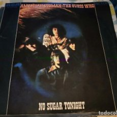 Discos de vinilo: THE GUESS WHO ‎– AMERICAN WOMAN / NO SUGAR TONIGHT SELLO: RCA VICTOR ‎– 3-10529. VG+++ / VG+. Lote 237411485