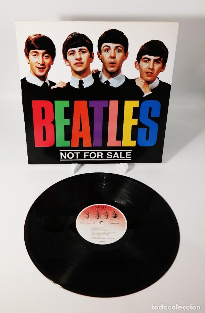 THE BEATLES – NOT FOR SALE / THE ULTIMATIVE COLLECTORS -VERSION (Música - Discos - LP Vinilo - Pop - Rock Internacional de los 50 y 60)