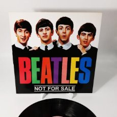 Discos de vinilo: THE BEATLES ‎– NOT FOR SALE / THE ULTIMATIVE COLLECTORS -VERSION. Lote 237432780