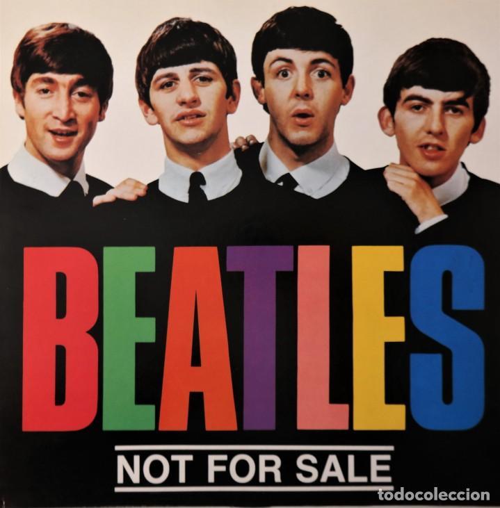 Discos de vinilo: The Beatles – Not For Sale / The Ultimative Collectors -Version - Foto 2 - 237432780