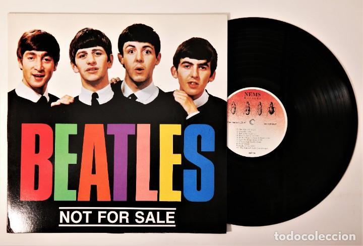 Discos de vinilo: The Beatles – Not For Sale / The Ultimative Collectors -Version - Foto 7 - 237432780