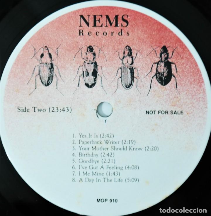Discos de vinilo: The Beatles – Not For Sale / The Ultimative Collectors -Version - Foto 9 - 237432780
