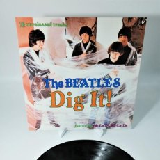 Discos de vinilo: THE BEATLES ‎– DIG IT!. Lote 237437230